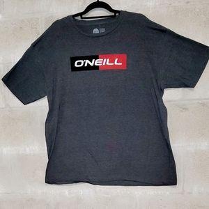 O'NEILL • Charcoal grey T- shirt